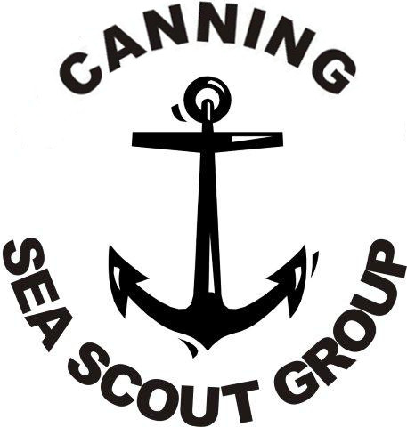 Canning Sea Scouts Logo